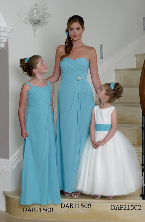 The Bridesmaids Collection at Go Bridal - Tunbridge Wells