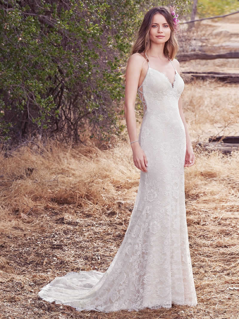 Sinclaire by Maggie Sottero at Go Bridal Tunbridge Wells
