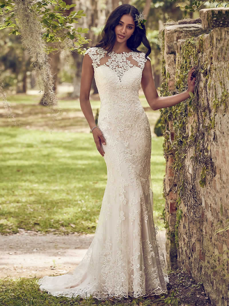 Nori by Maggie Sottero at Go Bridal Tunbridge Wells, Kent