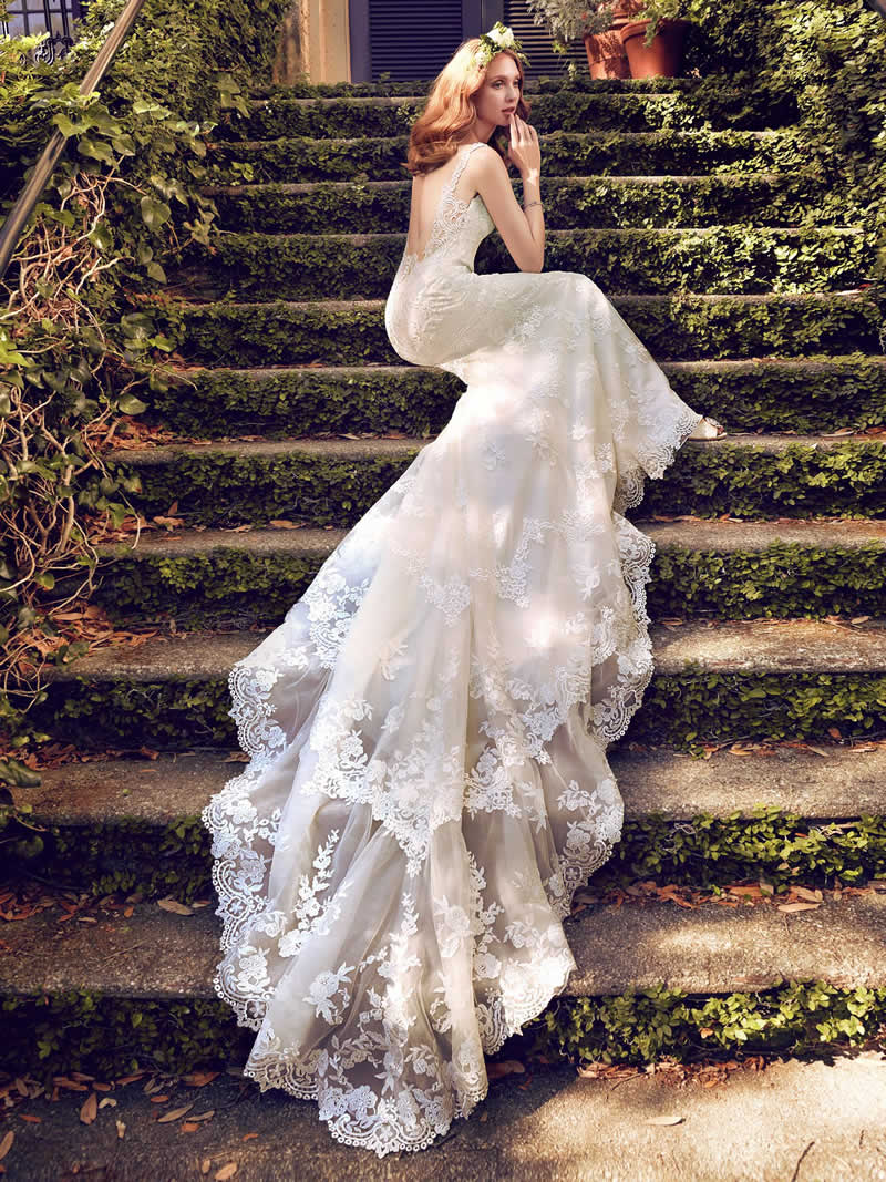 Zamara by Maggie Sottero at Go Bridal Tunbridge Wells, Kent